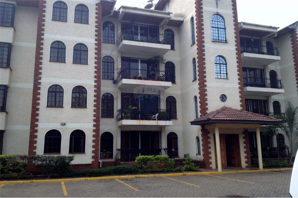3 bedroom furnished apartment in Kilimani