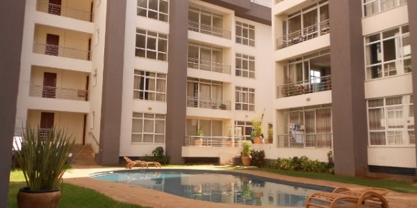 Apartment to let in Kilimani Nairobi
