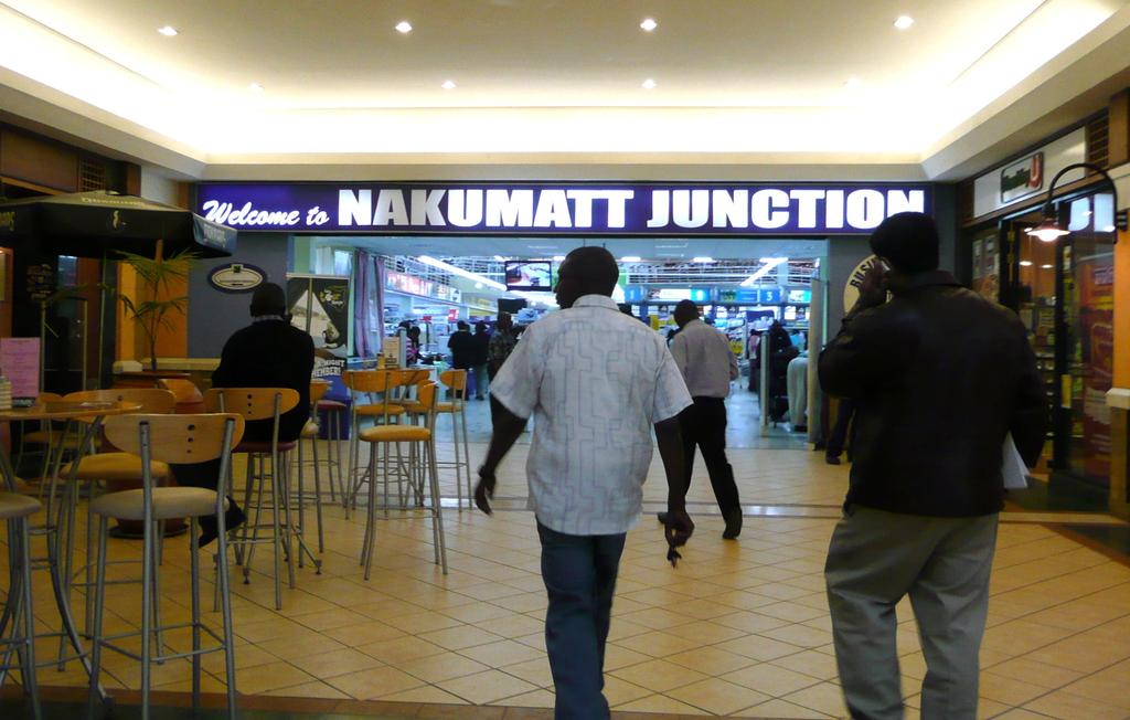 Junction shopping mall - Kilimani, Nairobi