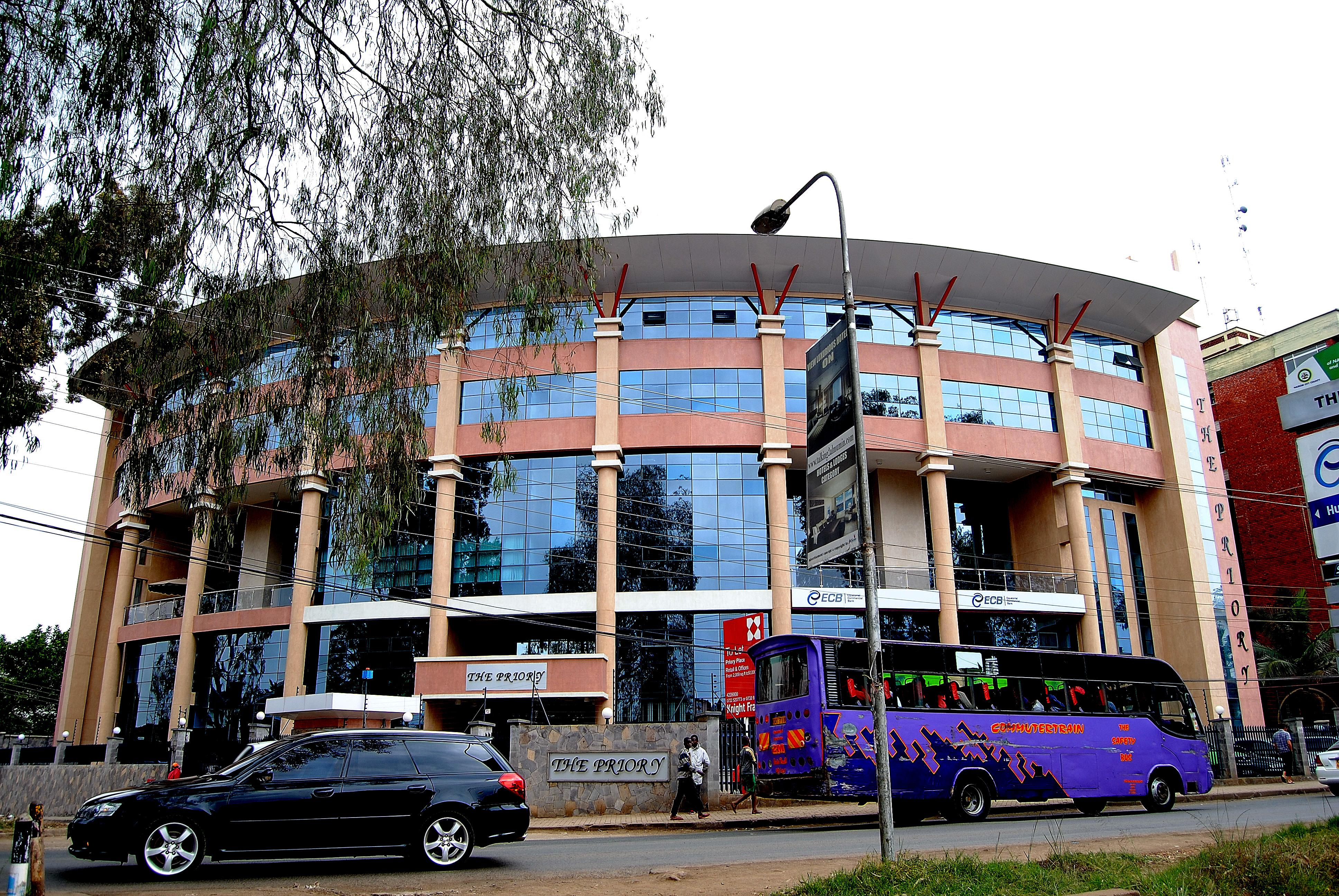 Office space to let in Kilimani Nairobi - the priory