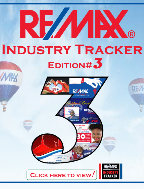 RE/MAX Kenya Industry Tracker -  June 2016