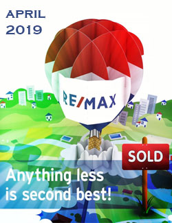 RE/MAX Kenya Industry Tracker - April 2019