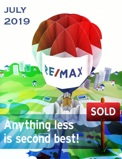 RE/MAX Industry Tracker - July 2019