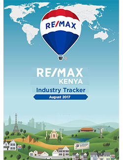 RE/MAX Kenya Industry Tracker - August 2017
