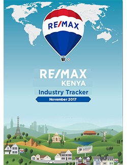 RE/MAX Kenya Industry Tracker - November 2017