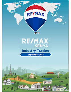 RE/MAX Kenya Industry Tracker - September 2017
