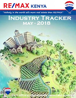RE/MAX Kenya Industry Tracker - May 2018