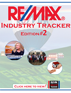 RE/MAX Industry Tracker - April 2016