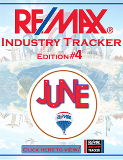 RE/MAX Industry Tracker - June 2016