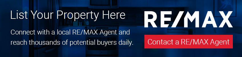 contact a real estate agent - RE/MAX